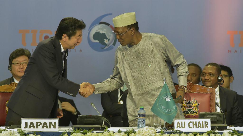 Photo by Simon Maina, AFP
