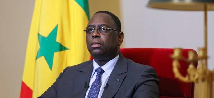 AFP PHOTO / SENEGAL PRESIDENTIAL PRESS OFFICE