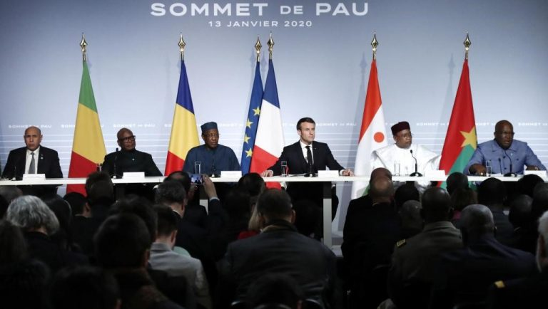France steps up military cooperation with G5 Sahel